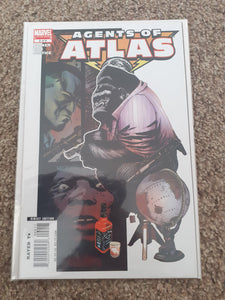 Agents of Atlas #2