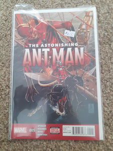The Astonishing Ant-Man #5
