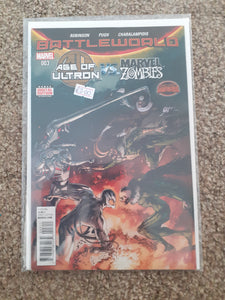 Age of Ultron vs Marvel Zombies: Battleworld #3
