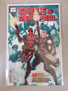 Cable & Deadpool: Annual #1