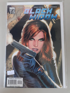 Black Widow: Marvel Knights #2