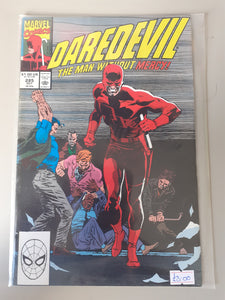 Daredevil: The Man Without Mercy #285