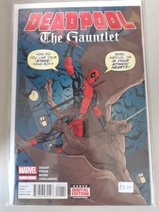Deadpool: The Gauntlet #1