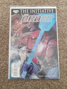 The Order: The Initiative #2