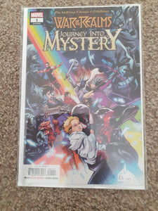Journey Into Mystery: War of the Realms #1 (Legacy #656)
