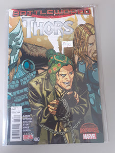 Thors: Battleworld #3