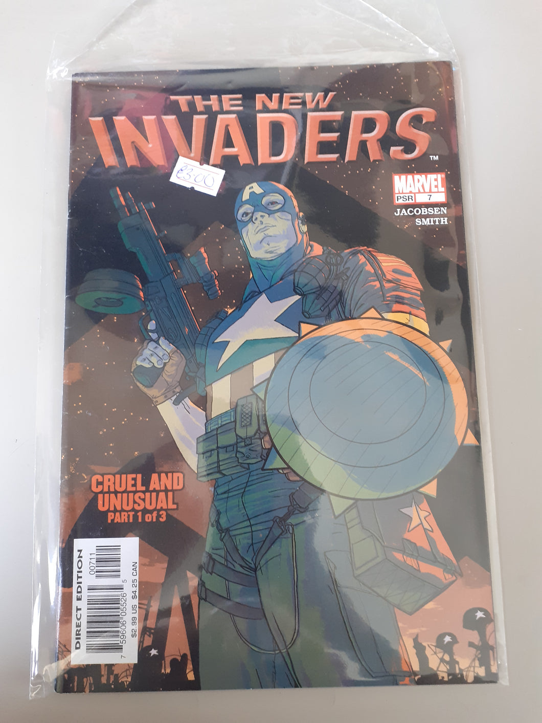 New Invaders #7