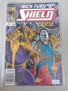 Nick Fury: Agent of Shield #5