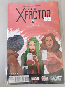 All New X-Factor #14