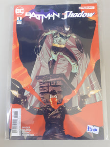 Batman: The Shadow #1