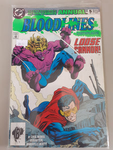 Bloodlines Annual #5
