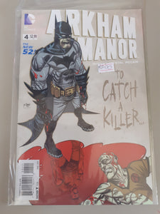 Arkham Manor #4
