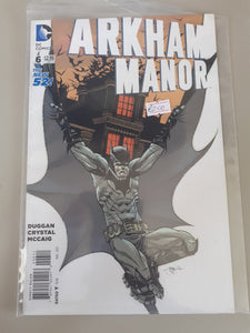 Arkham Manor #6