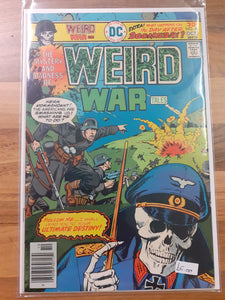 Weird War Tales #48