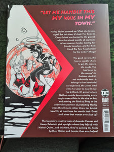Harley Quinn and the Birds of Prey Book Two