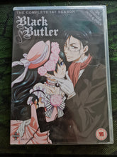 Load image into Gallery viewer, Black Butler Complete First Season DVD