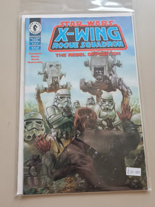 Star Wars X-Wing Rogue Squadron The Rebel Opposition #4