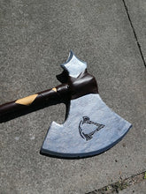 Load image into Gallery viewer, Replica Assassin's Creed Valhalla Axe