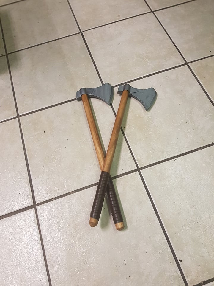 Replica British Medieval Axe