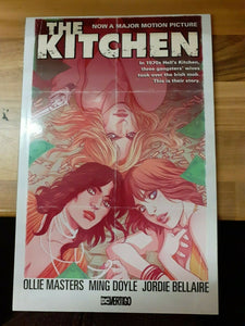 The Kitchen Paperback