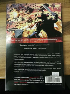 Earth 2 Volume 3: Battle Cry Paperback