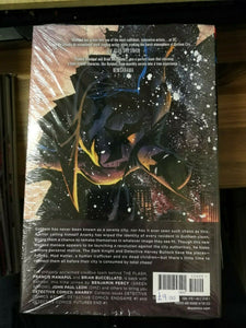 Batman Detective Comics: Volume 7 Anarky Hardback