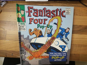 Fantastic Four Pop-Up Storybook