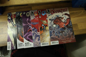 The Occultist #1-5 Plus One-Shot