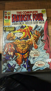 The Complete Fantastic Four #14