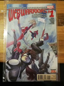 Web-Warriors #1
