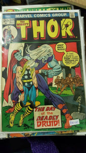 Mighty Thor #209