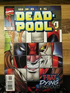 Who is Deadpool? #32