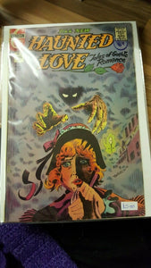 Tales of Gothic Romance: Haunted Love #3
