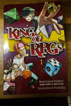 Load image into Gallery viewer, King of RPGs Volume 1