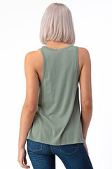 RACHEL Simple Pocket Tanks (4 Colors) LARGE Only