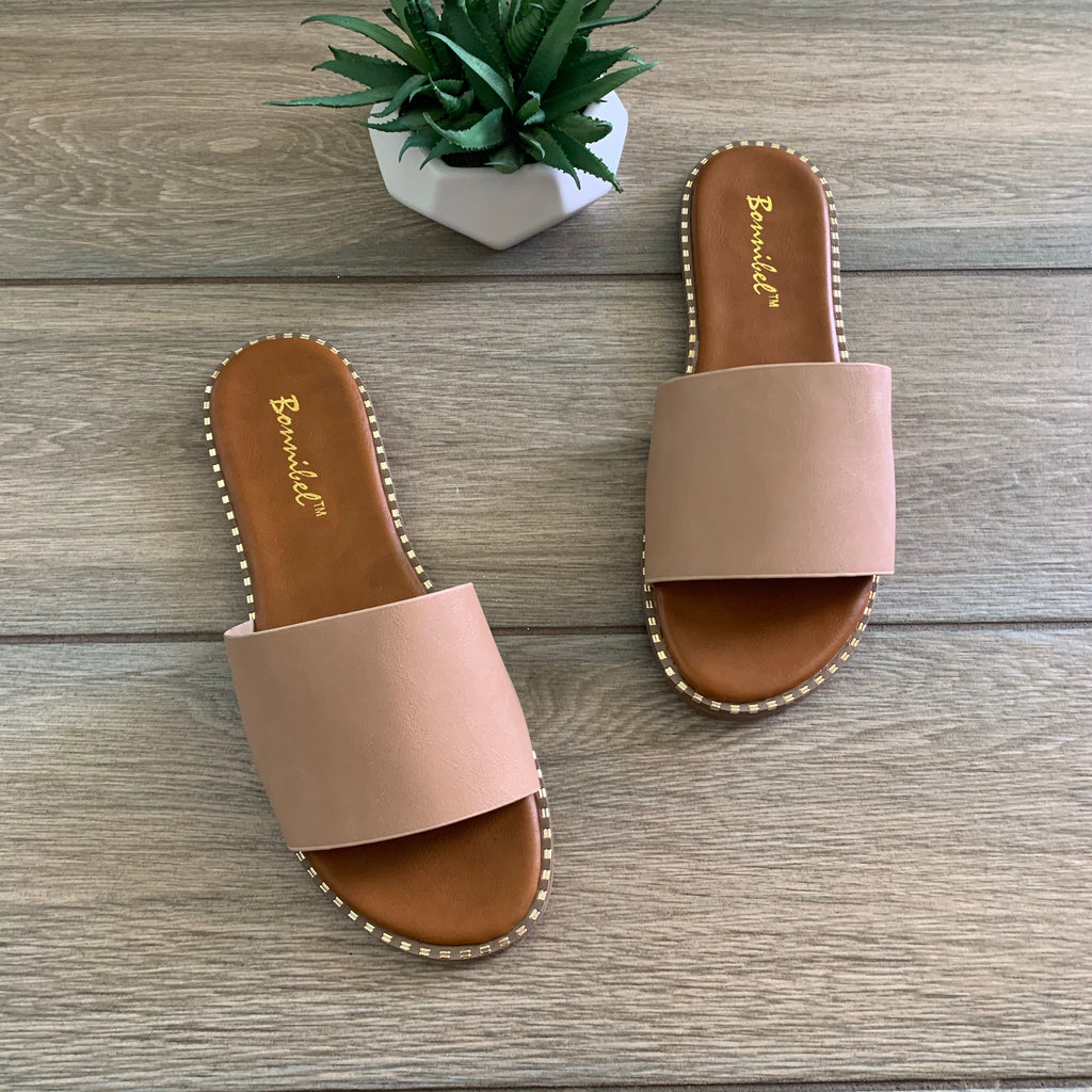 MICAHLA Sandal (NUDE) sizes 5.5, 6.5 & 9 only