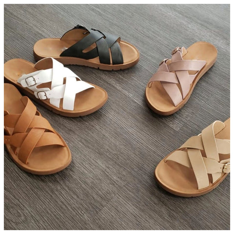 ATHENA Sandals (5 COLORS)