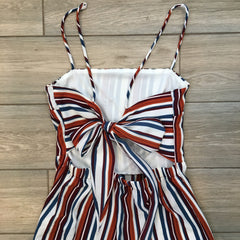LEXI Pant Romper LARGE ONLY