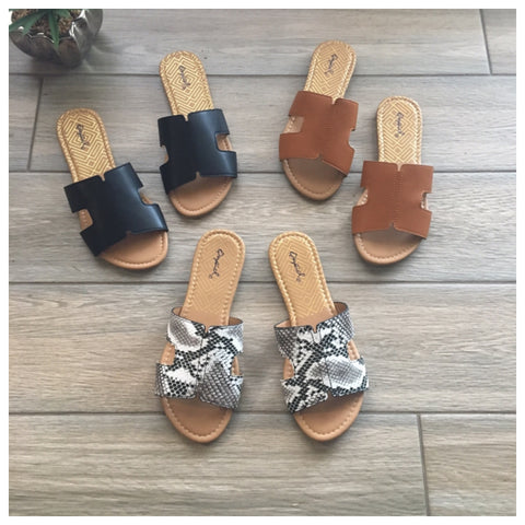 She She Sandals (3 Colors)
