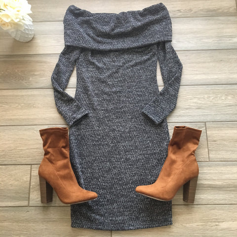 Lily Pepper Sweater Dress