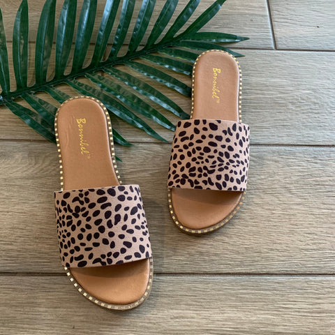MICAHLA Sandal (Cheetah) Size 5.5 Only