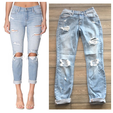 Sasha Denim Sizes 0-15