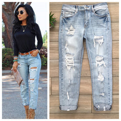 FRANKIE Relaxed Denim Sizes 0-15