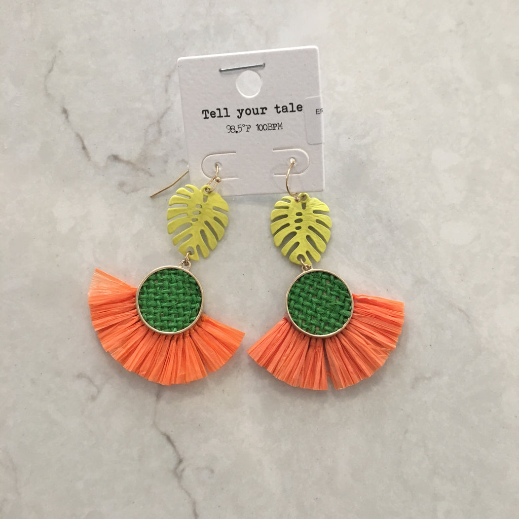 NEON fun Earrings