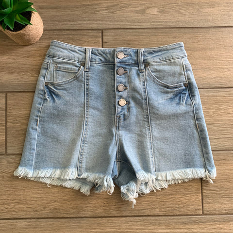 JORDAN Denim Shorts