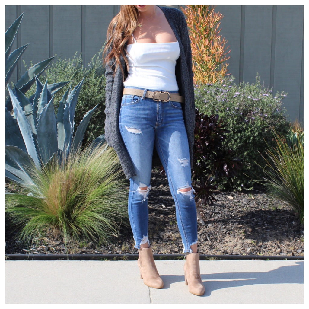 ISABELLA High Waist Denim (Medium)