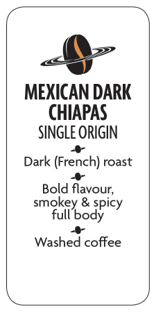 Mexican French Roast Chiapas