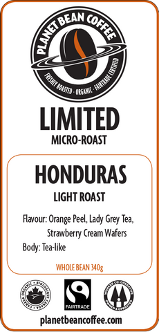 Limited Run Honduran Light