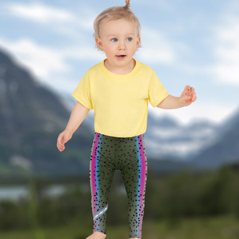 Rainbow Trout - Kid Leggings