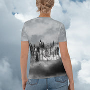 Mountain Mist - Women's T-shirt